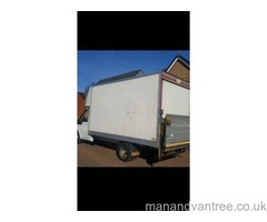 Home removal man and van hire From £60 a load!!!