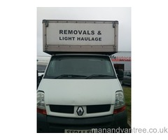 Call Brian, man and van services, 07470004050, removals, available 7 days a week