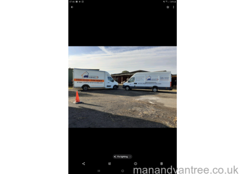 Stafford Removals - Man and Van Hire Stafford