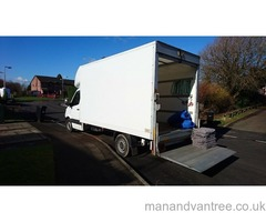 Cheap Reliable House Removal Specialists, Man and Van, Clearance services