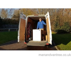 Man and van services in Hull, Willerby, Cottingham