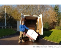 Man With A Van Removals Stamford Hill Cazenove