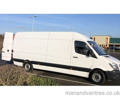 Scott's Man And Van covering Rotherham , Barnsley , Doncaster , Sheffield