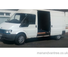 Scotland man and van services, removals, available 7 days a week