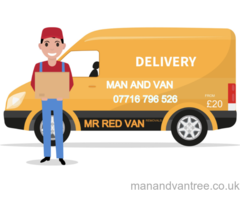 MAN WITH A VAN-WOLVERHAMPTONWILLENHALL/BILSTON/WALSALL/ from only £20