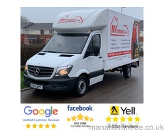 Man & Van - Removals - House Clearances- Packing