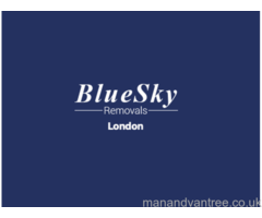 Blue Sky Removals London - London Removal Company - Moves