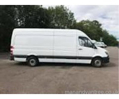 Cheapest Man & Van service, House Move, Rubbish Clearance