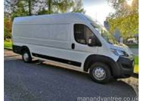 Man & Van whole Uk service
