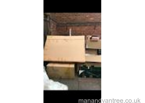 Rubbish removals Birmingham metal man and van garden clear
