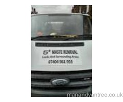Waste & Rubbish RemovaI/clearance in Leeds & Surrounding Areas