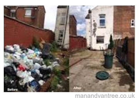 Clearance and Rubbish Removal, Same Day Service
