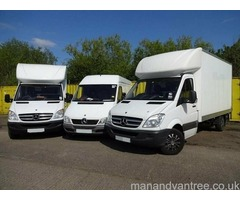 Man and Van Winchester professional and cheap man and van service