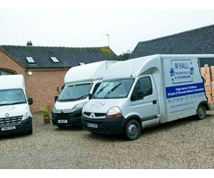 M Hall Removals/Man and van hire Stafford We are rated as the top 3 removal companies in Stafford