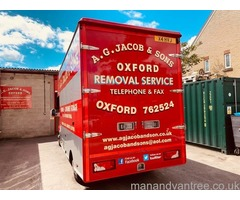 AG Jacob and Sons hiring professionals for local removals