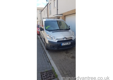 Man with (midi) van in Barnsley and surrounding areas