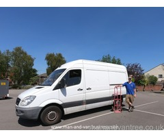 Man and Van services Newcastle Under Lyme and Stoke On Trent