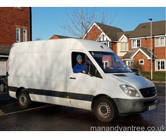 Man and Van Removal Services Golders Green