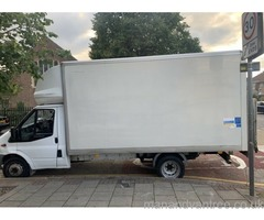 Local man with van house removal sofa delivery furniture Ilford, London