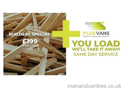 CHEAPEST RATES RUBBISH/WASTE REMOVAL BUILDERS WASTE GREENFORD