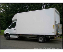Man and Van service available on short notice cheap and reliable