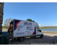 Professional removals and man and van service, single item delivery, c
