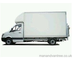 Man with a big van removals - Brighton, Worthing, Sussex and nationwide