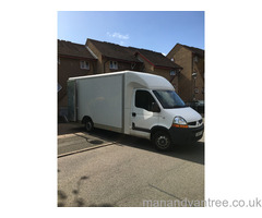 Kettering man and van removal service, local and long distance moves, over eight years experience