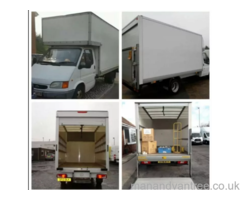 MAN AND VAN✔️HOUSE REMOVALS✔️DELIVERY✔️MOVING VAN HIRE✔️LOCAL✔️24/7✔️CHEAP