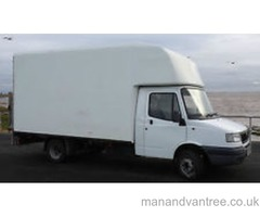 Man with large van Cumbernauld