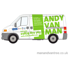 Andy Van Man - Deeside