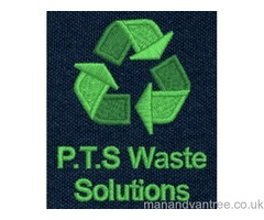P.T.S WASTE SOULTIONS - RUBBISH REMOVALS & MORE!! COVERING LONDON AND SURROUNDING AREAS