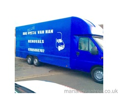 8225539c68 1 TEESSIDE BIG WHITE VAN MAN REMOVALS   DELIVERIES AND COLLECTIONS
