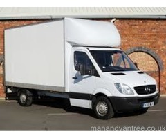 Aberdeen Removals & Man with Van Services 24 Hour Service