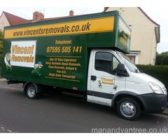 Vincents Removals Remomoving the stress out of relocation