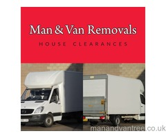 Man and van Removals Torquay