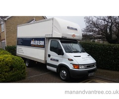 Miller&son Maidstone removals Man with a Van
