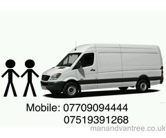 e5f6e7ffb8 1 Man and van Liverpool 24 7 house removals cheap prices from single to  full van