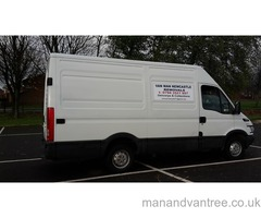 Cheap man with a van Whitley Bay van transport Gumtree and Ikea Deliveries