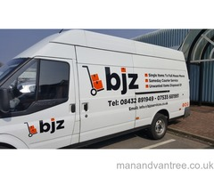 Man and Van, Removals Bridgend, Swansea & Cardiff