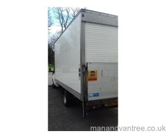 MAN WITH VAN FOR REMOVAL SERVICES LARGE LUTON VAN GLASGOW