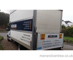 MILLER & SON MAN AND VAN SERVICES MAIDSTONE