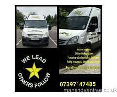 Plymouth based Man and Van 5☆ Service - St☆r Tr☆nsport Uk
