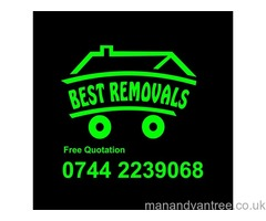 Cheap Man with a Van Cardiff removal Services