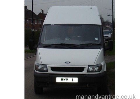 FREE QUOTE Man with Van Removal Services York
