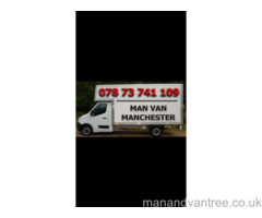 Manchester Man and van removals Experienced, efficient and friendly team