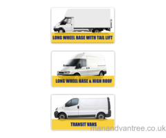 House removals man and van Woking Batley West Yorkshire