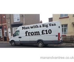 Man with a Large Van Hire Hartlepool
