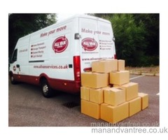 Make your Move with Canterbury removals man and van by All Van Services