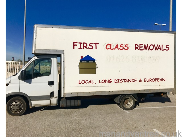 8ce5faba80 Man And Van Exeter 1st Class Removals Exeter Man with a van Removal ...